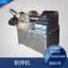 80型变频调速斩拌机肉糜斩拌机厂家千页豆腐加工设备