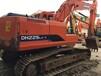 便宜斗山225-7二手挖机底价出手二手挖掘机市场在哪里