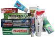 加工无氟牙膏、草本牙膏、亮白牙膏