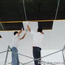 重庆艺鸣GRP/SMC工程吊顶天花板防火,抗菌,耐酸碱,抗凝露,零甲醛安全可靠图片
