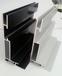 丹東市8公分卡布軟膜鋁型材廠家直供