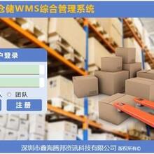 物流軟件倉儲WMS綜合管理系統圖片