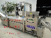 薯片全自动油炸线薯条油炸生产线花生米油炸机豆类油炸设备厂家