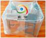玄宇防塵網格布,傳統海寧玄宇PVC透明網格布安全可靠