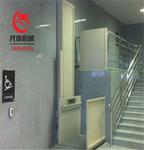 无障碍升降平台残疾人升降机无障碍电梯残疾人升降机垂直升降机座椅式电梯斜挂式轮椅升降平台图片