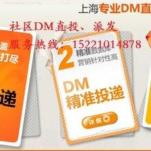 上海专业DM投递信箱直投定点派发选择我们就是选择放心