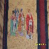 赤峰手绘壁画