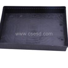 8号PCB防静电托盘防静电方盘防静电物料盘228×168×38mm