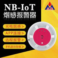 火灾烟雾报警器价格NB物联网监测感烟报警器图片