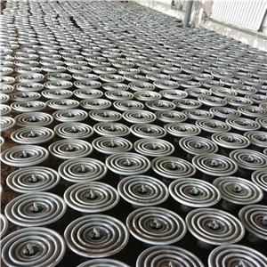 盘形悬式绝缘子XP-70高压悬式瓷瓶生产厂家