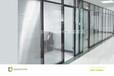 供应忻州办公高隔专业生产厂家山西帝得森办公家具