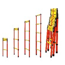 河北厂家常年供应电力局2.2-3.8米超轻型绝缘伸缩梯
