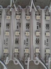 led5050模组批发12V防水贴片LED模组吸塑发光字模组广告招牌图片