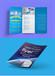宣传页产品样本画册不干胶标签名片挂历台历对联专业设计印刷