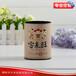 定做茶叶包装纸罐牛皮纸罐定制食品圆筒印刷彩色圆形纸筒订做