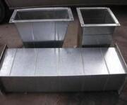 青岛通风排烟管道厨房排烟罩制作图片
