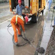 通州专业疏通泥浆堵塞的下水道服务
