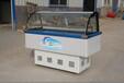 青海冰柜厂家招商肉食柜批发价格超市大容量敞口柜立式/卧式点菜柜0370-3138281