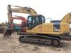 小松220-7二手挖掘机出售价格及市场行情