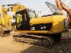 卡特320D二手挖掘机交易信息