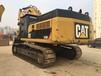 卡特349D二手挖掘机价格