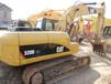 极品卡特CAT320D二手挖掘机价格多少