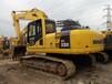 小松PC220-8二手挖掘机市场行情价格多少