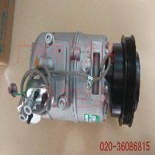大众帕萨特B5原厂passat上海三电贝洱空调泵压缩机冷气泵图片