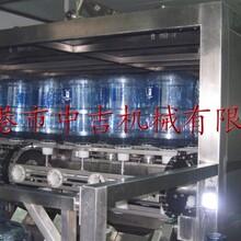 桶装水设备,桶装纯净水设备,桶装水生产线图片