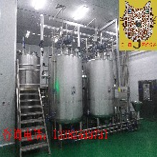 植物蛋白饮料生产线,蛋白饮料生产线设备