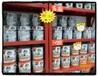 仓储管理系统仓储货架展架收纳架北京厂家红色货架展架生产定制