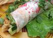 昆明顶正特色小吃卤肉卷的制作工艺步骤