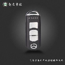 海马M5全系一键启动手机控车远程启动无匙进入图片