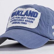 厂家定做帽子休闲运动棒球帽遮阳帽时尚鸭舌帽图片