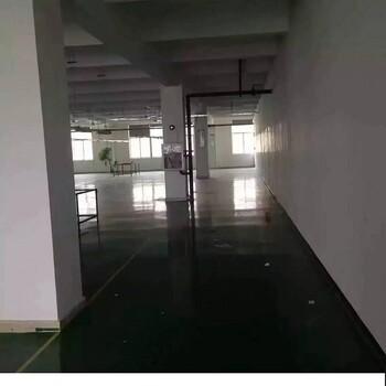 塘厦科苑城楼上3200平方标准厂房出租