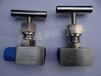 精品优质J13W-160P,ZG1/2-M201.5,1/2NPT压力表针型阀,压力表截止阀,仪表针型阀