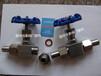 精品优质J23W-160P,DN10,304SS不锈钢针型截止阀,一次门,二次门