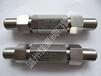 精品H21W-16/25/32/40/64/160/320P带活接头对焊接式外螺纹止回阀