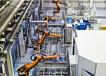 山东济南复合材料喷涂机器人