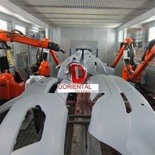 山西陕西新能源轿车/新能源电轿专用喷涂机器人