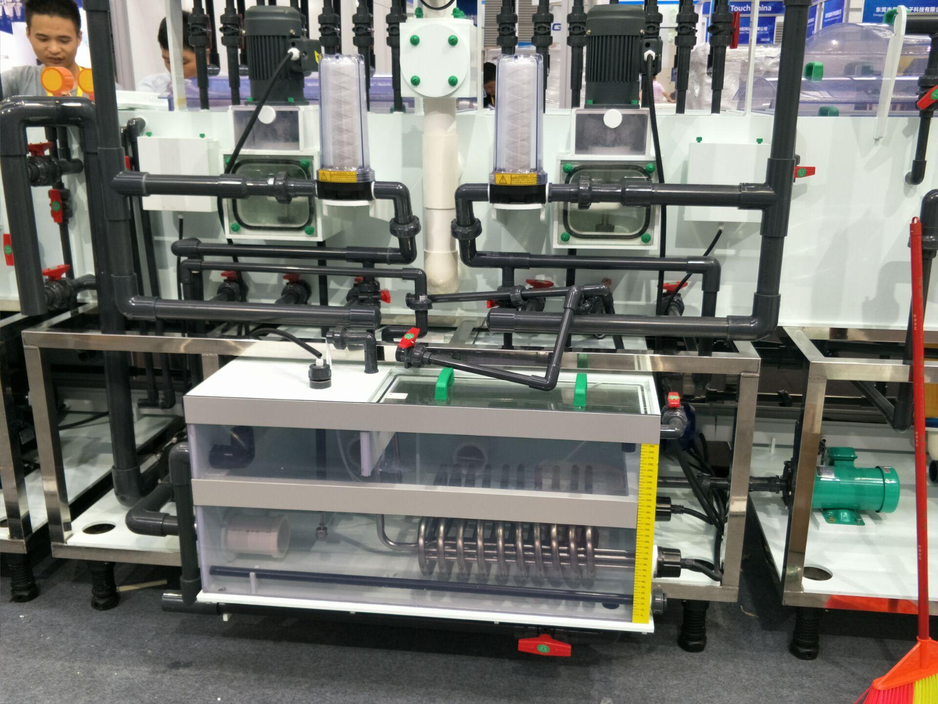 蚀刻机清洗槽螺旋状冷热交换器/阳极氧化蒸汽盘管