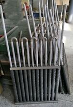 厂家供应列管式热交换器U型带散热片翅片换热器电热管供货商图片