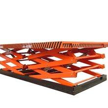 剪叉式升降平台液压剪式升降平台流水线全自动生产图片