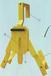 广州远铭YM-4三爪式车轮锁拖挂车货柜车锁车器
