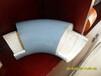 储能焊式耐磨陶瓷弯头