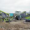 建筑垃圾處理生產線