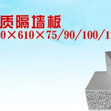 北京厂家供应轻质复合墙板、隔断墙板