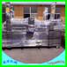 电加热鸡米花油炸机连续鱼豆腐油炸流水线双层网带蚕豆油炸流水线花生米油炸机