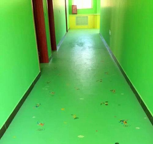 塑胶地板幼儿园报价 厂家