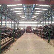 生产厂家无缝碳素钢管螺旋管高频直缝焊图片